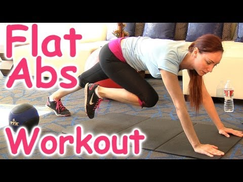 ab workout for women 8 minute six pack  home beginners