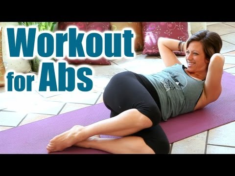 abs workout for core strength fitness training for weight