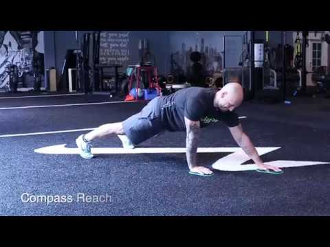 34 valslide exercises for short and effective full body
