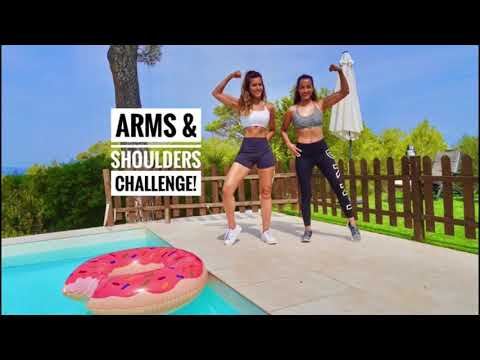 tone your arms workout  no equipment quick  intense